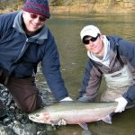 Trophy Wild Steelhead – Central Coast