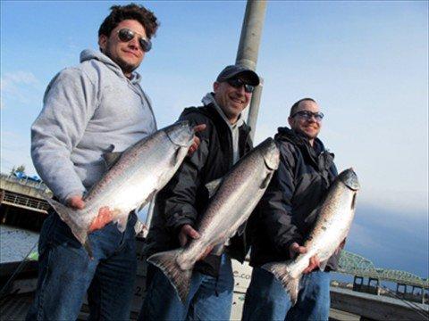 Salmon & Steelhead