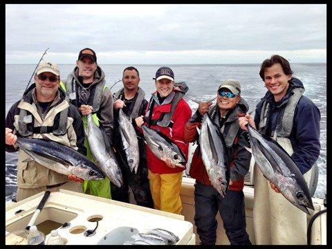 Express Style Albacore Tuna Trip