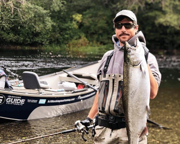 Coho Salmon & Steelhead – Humptulips