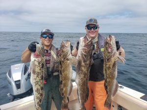 Express Style Ocean Lingcod and Rockfish